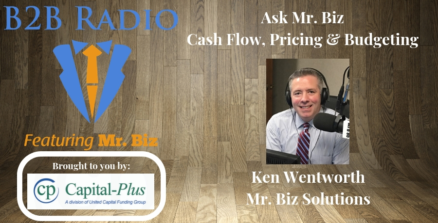 Ask Mr Biz: Cash Flow, Pricing & Budgeting