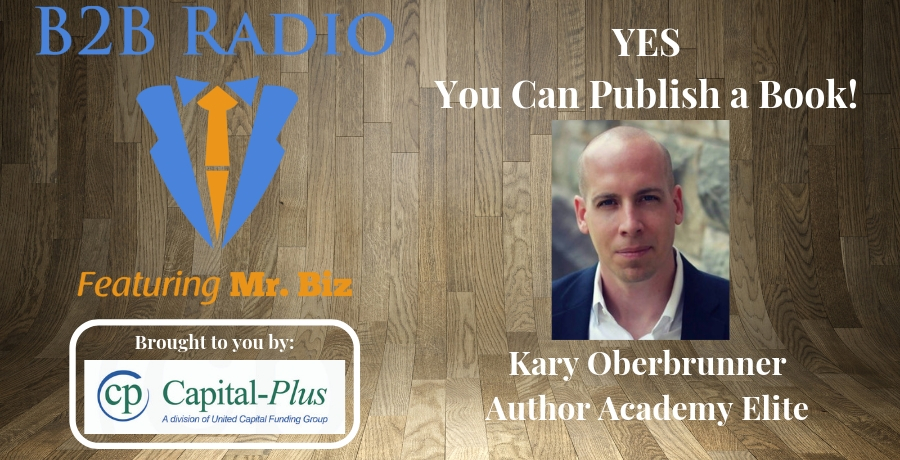 Yes You Can Publish a Book