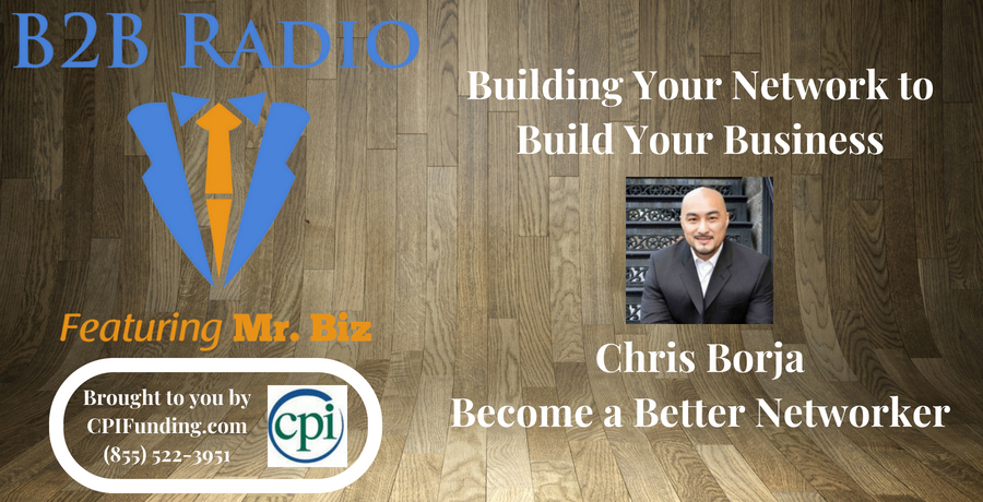 Building Your Network to Build Your Business