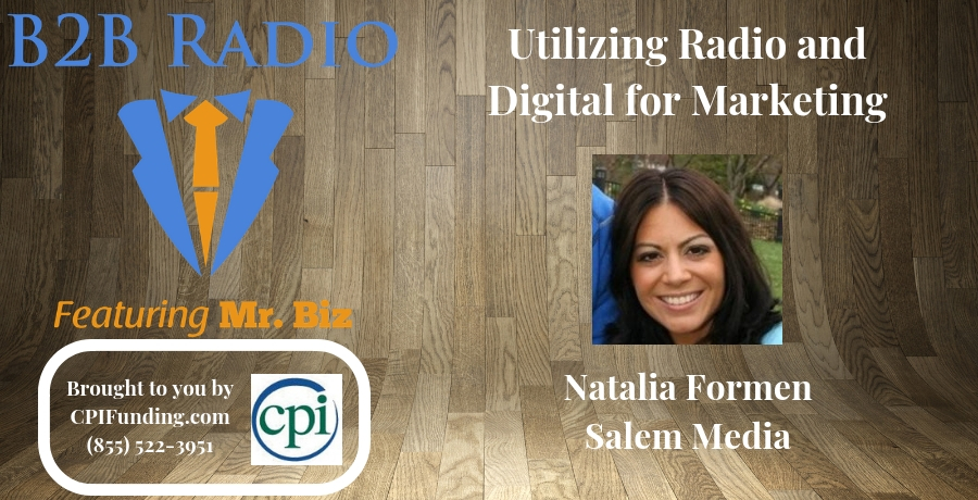 Utilizing Radio and Digital for Marketing