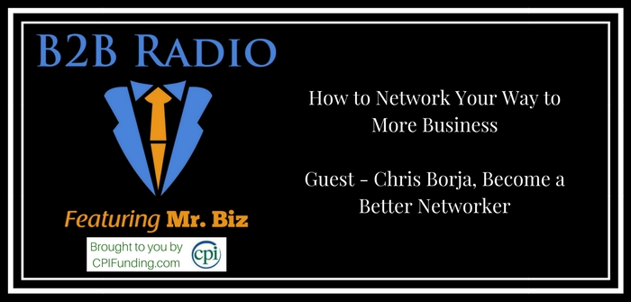 How to Network Your Way to More Business
