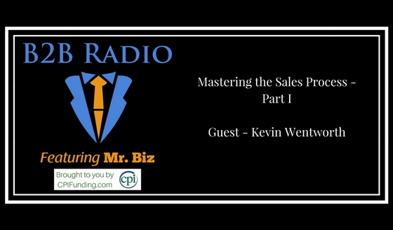 Mastering the Sales Process – Part I